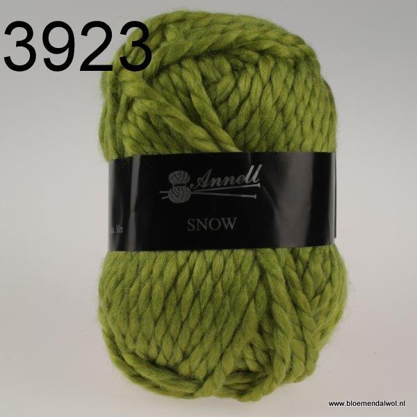 ANNELL Snow 3923