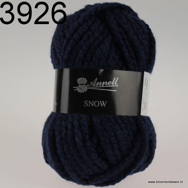 ANNELL Snow 3926