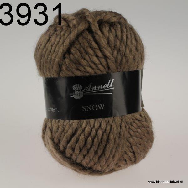 ANNELL Snow 3931