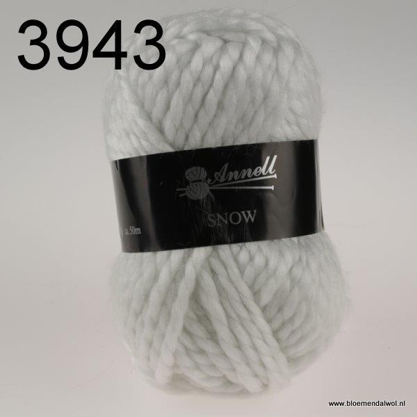 ANNELL Snow 3943