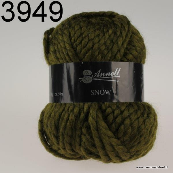 ANNELL Snow 3949