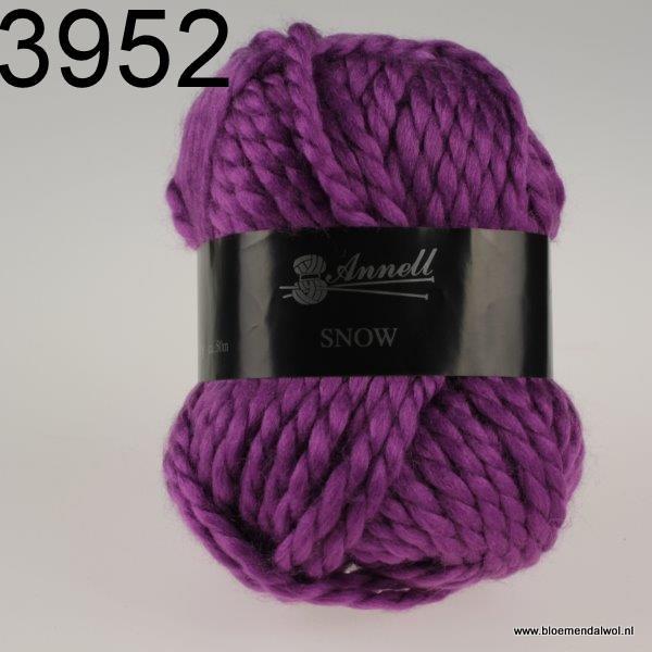 ANNELL Snow 3952