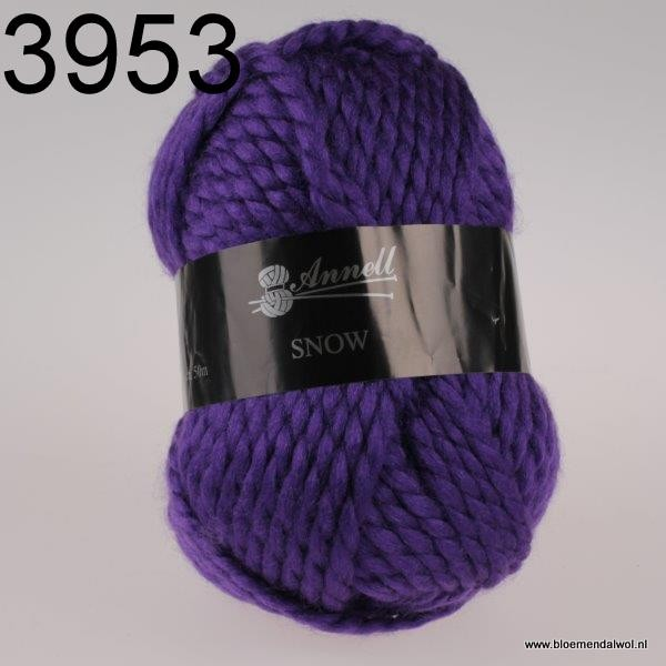 ANNELL Snow 3953