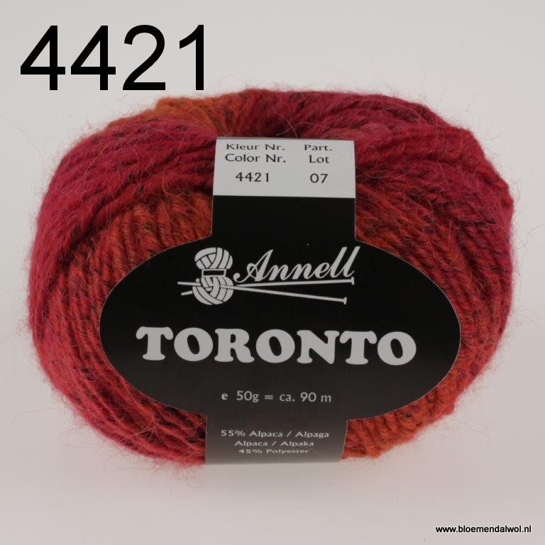 ANNELL Toronto 4421