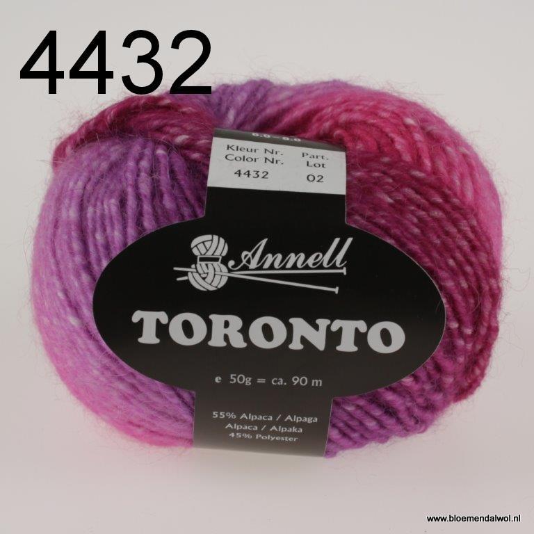 ANNELL Toronto 4432