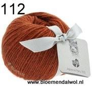 LANA GROSSA Alpaca Peru 100 112