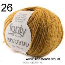 Fonty Supertweed 26