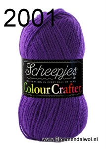 Scheepjeswol Colour Crafter 2001 Antwerpen