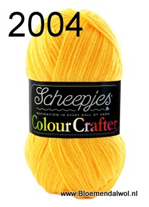Scheepjeswol Colour Crafter 2004 Brussel