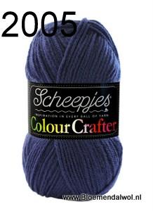 Scheepjeswol Colour Crafter 2005 Oostende