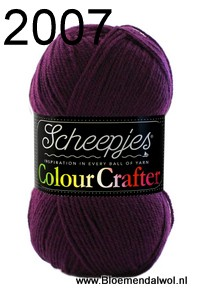 Scheepjeswol Colour Crafter 2007 Spa