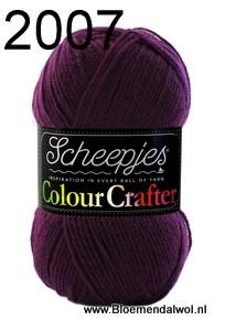 Scheepjeswol Colour Crafter 2007 Spa