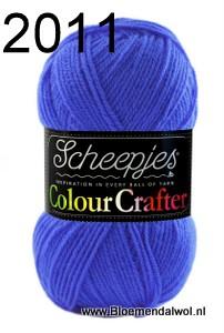 Scheepjeswol Colour Crafter 2011 Geraardsbergen