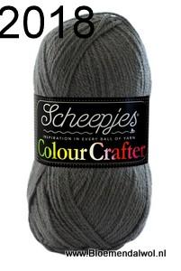 Scheepjeswol Colour Crafter 2018 Pollare