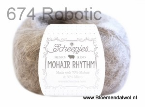 Mohair Rhythm 674 Robotic