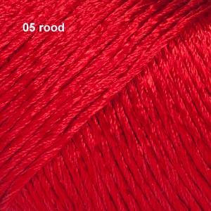 Cotton Viscose 05 rood