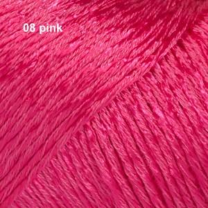 Cotton Viscose 08 pink