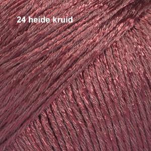 Cotton Viscose 24 heide kruid