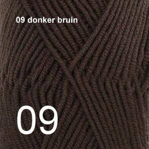 Merino Extra Fine 09 donker bruin
