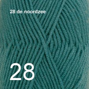 Merino Extra Fine 28 de noordzee