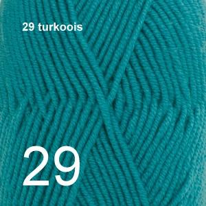 Merino Extra Fine 29 turkoois