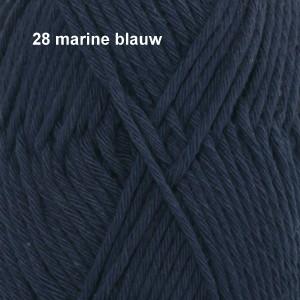 Paris 28 marine blauw