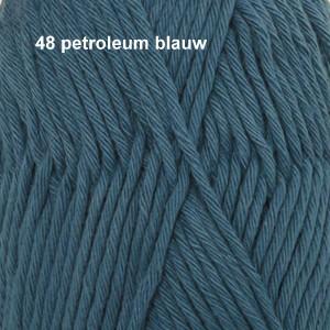 Paris 48 petroleum blauw